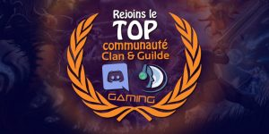 top communauté gaming